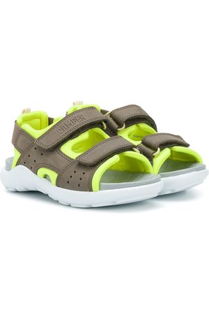 Camper Kids Ous strapped sandals - Neutrals