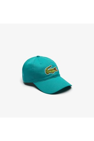 Lacoste Men's Oversized-croc Cap :