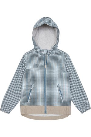 Peek Aren't You Curious Toddler Boy's Beaux Hooded Zip Jacket