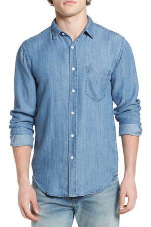 Rails Men's Colton Regular Fit Denim Shirt