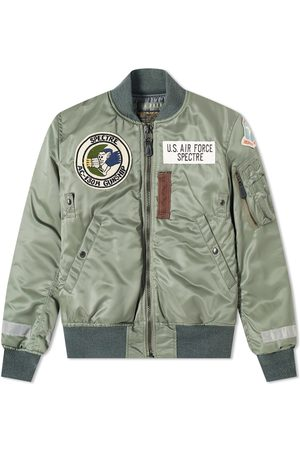 The Real McCoys The Real McCoy's Type MA-1 Laosian Highway Patrol Flight Jacket