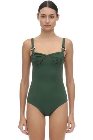 PALM SWIM Grace One Piece Swimsuit W/ Underwire