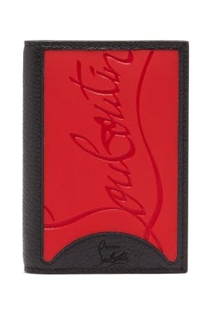 Christian Louboutin Sifnos Leather Card Holder - Mens