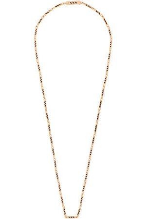 Dezso Women Necklaces - Enamel & 18kt Rose Necklace - Womens
