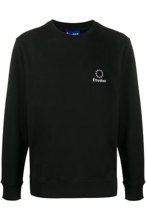 Etudes Logo embroidered sweatshirt