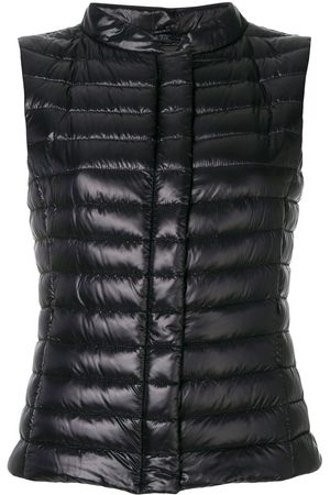 HERNO Women Gilets - Slim-fit padded gilet