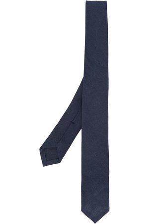 Thom Browne Men Bow Ties - Linen tie
