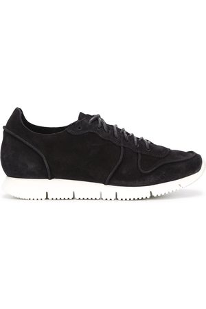 Buttero Men Sneakers - Two tone low top sneakers