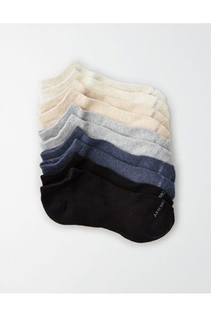 American Eagle Outfitters O Low Cut Socks 5-Pack Men's One Size