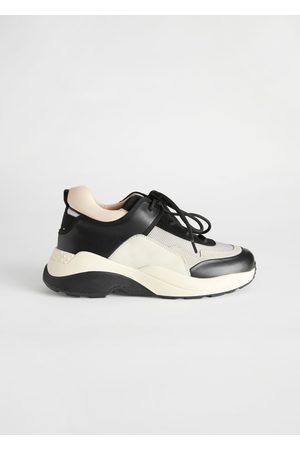 & OTHER STORIES Women Sneakers - Chunky Sole Technical Sneakers