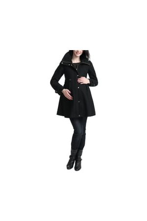 Kimi and Kai Women's Olivia Wool Blend Maternity Coat