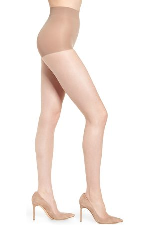 Natori Women's Exceptionally Sheer 2-Pack Control Top Pantyhose