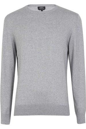 A.P.C Men Sweatshirts - Julien sweater