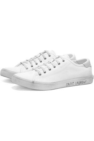 Saint Laurent Malibu Logo Sole Sneaker