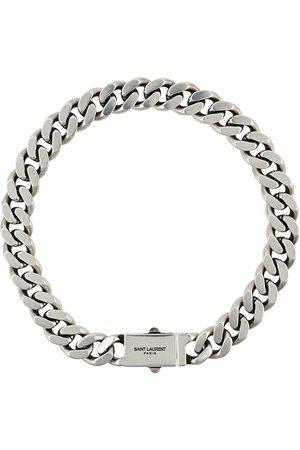 Saint Laurent Curb chain necklace