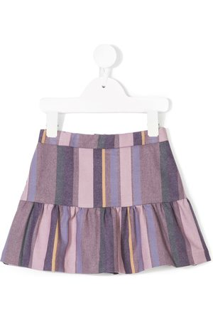 KNOT Art stripes skirt
