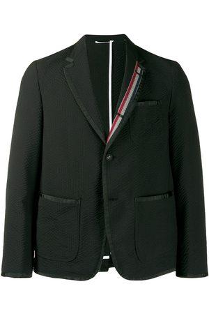 Thom Browne Seersucker wool sack sport coat