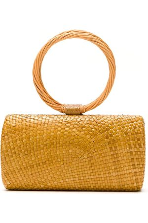 SERPUI Women Bags - Raffia hand bag - Neutrals