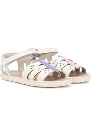 Camper Kids Girls Flat Shoes - TWS flat sandals