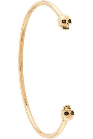 Alexander McQueen Men Bracelets - Skull motif bracelet