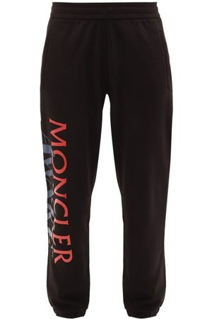Moncler 1952 - X Awake Ny Applied-logo Cotton Track Pants - Mens