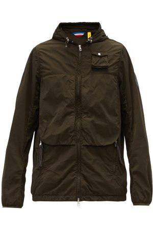 Moncler 1952 - Logo-patch Technical Hooded Jacket - Mens - Dark