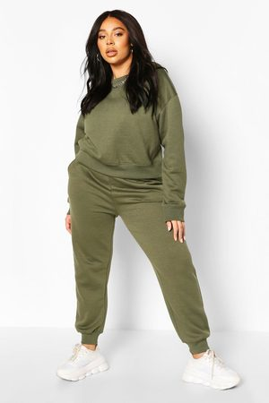 Boohoo Womens Plus Oversized Joggers - - 12