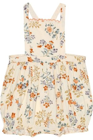 Caramel Baby Moorgate floral playsuit