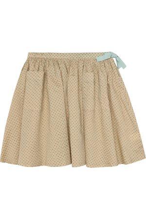 Caramel Norton cotton skirt