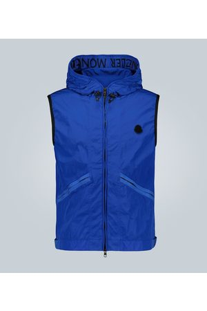 Moncler Technical fabric vest