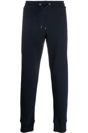 Paul Smith Men Sweatpants - Drawstring track trousers