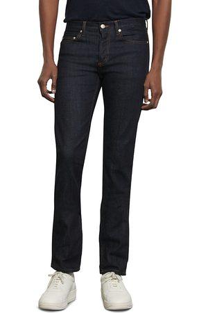 Sandro Men Slim - Slim Fit Jeans in Raw Denim