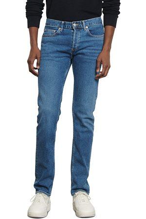 Sandro Men Slim - Washed Slim Fit Jeans in Vintage
