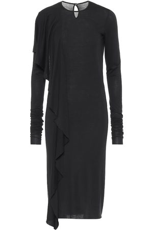 Rick Owens Lilies jersey midi dress