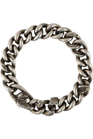 WERKSTATT:MÜNCHEN Men Bracelets - Embellished chain bracelet
