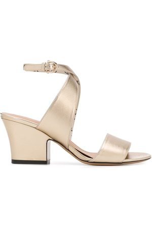 Salvatore Ferragamo Women Sandals - Mid-heel block sandals