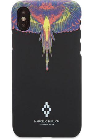 MARCELO BURLON Wings iPhone Xs Case