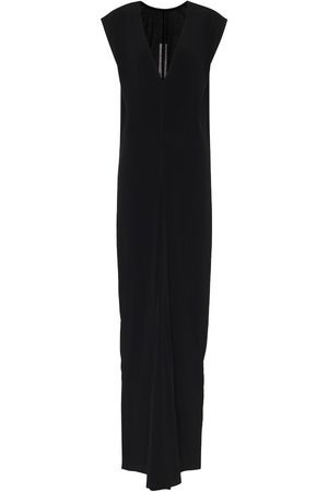 Rick Owens Crêpe maxi dress