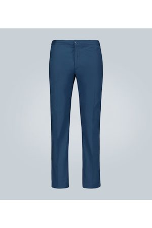 Incotex Slim-fit cotton pants