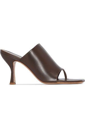 GIA X Pernille Teisbaek Perni 02 80 leather mules