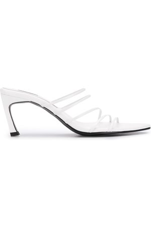 Reike Nen 80mm pointed strappy sandals