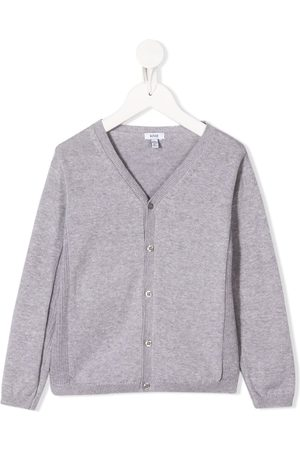 KNOT Vicent knitted jacket - Grey