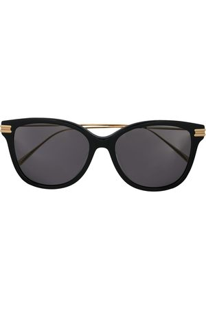 adidas Ribbon detail square-frame sunglasses