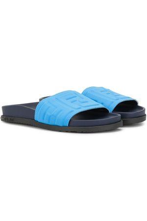 Fendi Girls Sandals - Open-toe slides