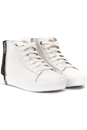 adidas Side zipped fastening sneakers
