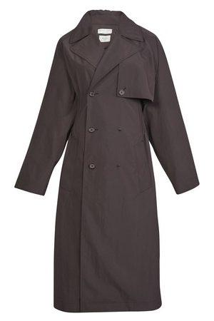 Bottega Veneta Women Trench Coats - Trench dress in poplin