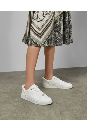 Ted Baker Ruffle Detail Sneakers