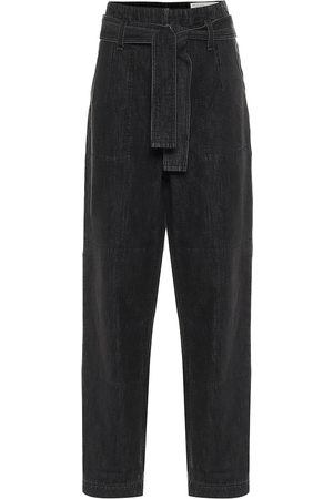 RAG&BONE High-rise relaxed cotton pants