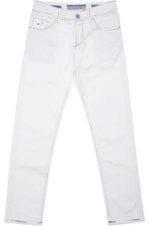 Jacob Cohen Cotton Denim Skinny Jeans