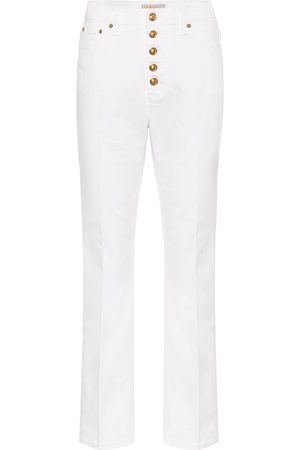 Tory Burch High-rise slim jeans